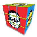 The AgentCubes Logo.